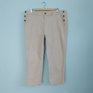 Tommy Hilfiger   cropped pants
